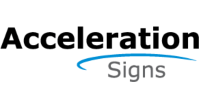 Acceleration Signs logo